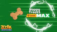 Zooba HAPPY TREATS MAX LEVEL Zooba Zoo Battle Arena Minecraft Beads, Online Battle, Game Google, Battle Royale Game, Treats, Happy, Sweet Like Candy, Goodies, Ser Feliz
