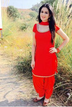 Shop online for beautifull all over red suit in crape fabric at best price. Buy beautifull all over red suit in crape fabric and get Discount by nivetas on Kraftly. Patiala Suit Designs, Patiala Salwar Suits, Salwar Dress, Kurta Designs, Chudidhar Designs, Sharara Suit, Churidar, Design Ideas, Indian Long Dress