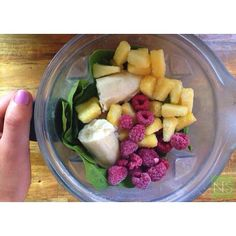 Smoothies for Nutrition Stripped on instagram @nutritionstripped