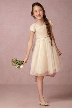 Ivory Minnie Dress   BHLDN
