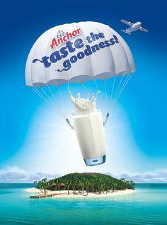 Best Indoor Garden Ideas for 2020 - Modern Dairy Packaging, Milk Packaging, Ads Creative, Creative Advertising, Milk Drawing, Milk Advertising, Milk Photography, Milk Art, Milk Brands