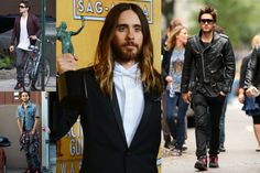 Apparently all I need to do to make my boyfriend Jared is: 1. Grow his hair 2. Make him Vegan 3. Make him Sing (In tune would be great) 4. Put him in skinny pants 5. Get some tattoos 6. Get him a bow tie 7. Get him in Hi-Tops  Not much to change there then!