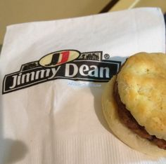 Miss Breakfast? Head to the Jimmy Dean booth at the Expo #BlogHer12