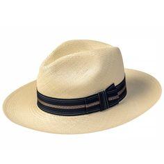 Pantropic Mens Trinidad Panama Hat
