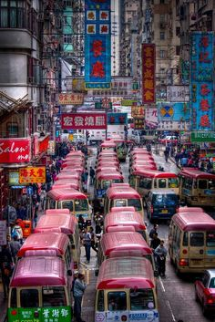 Hong Kong Streets | http://www.etips.com/ | by eTips Travel Apps | Travel Guides