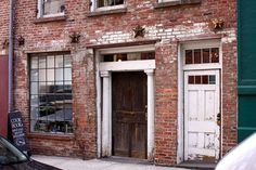 Joanne Hendricks Cookbooks (488 Greenwich Street) is a quaint little store housed in a charming 200+ year building in Tribeca. Photo by Flickr user elleringo.