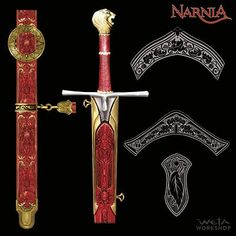 John Howe, Sword Design, Walt Disney Pictures, Chronicles Of Narnia, Cool Costumes, Medieval, Witch, Artwork, Walden Media