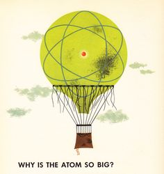 """Atom Balloon"" Our Friend the Atom: Disney's 1956 Illustrated Propaganda for Nuclear Energy 