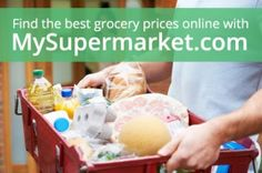 Find the Lowest Prices Online with MySupermarket.com