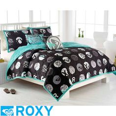 Roxy bedding, I would do anything for this!