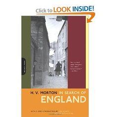 In Search Of England: H. V. Morton, Jan Morris: 9780306811050: Amazon.com: Books