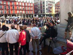 Hemos tenido un lleno total y mucha repercusión en los medios en nuestro #evento de #Renault en Valladolid. ¡Gracias a todos los que habéis venido y un fuerte abrazo! @Auriga Cool Mkt.  Facebook: AurigaCoolMarketing