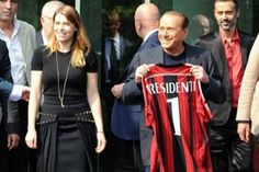Berlusconi «Vorrei di nuovo Ibrahimovic al Milan»