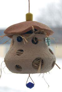 Nest Depot - Where birds can find the best nest-building materials!