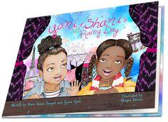Yani and Shani's Rainy Day by Ashley Foxx + Kifani, Incorporated — Kickstarter