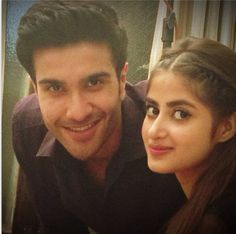 Sajal ali and feroz khan