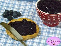 Marmellata di Mirtilli senza Zucchero