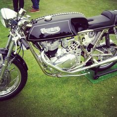 Triumph Cafe Racer