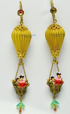 Michal Negrin Paris Balloon Earrings - Google Search
