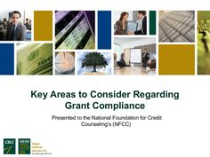 Key Areas to Consider Regarding Grant Compliance