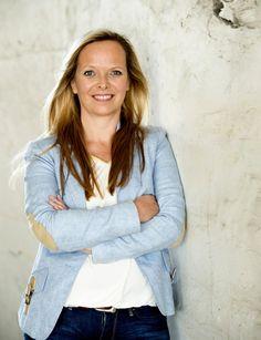 West-Vlaamse auteur Hilde Vandermeeren.