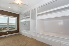 Beach Home #135 - Custom Built-In Bunk Beds