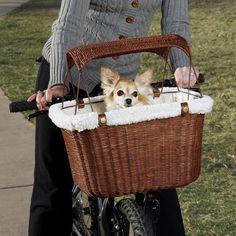 Samson Pet Bicycle Basket - The Set-for-Summer Pet on Joss & Main