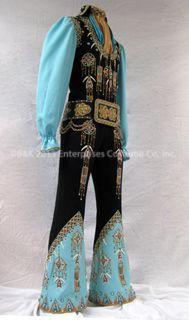 The Chicken Bone Jumpsuit worn in 1975