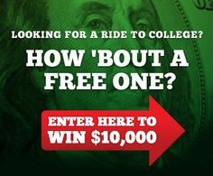 $10,000 NextStepU Scholarship for students 14 & older. Deadline Dec. 31