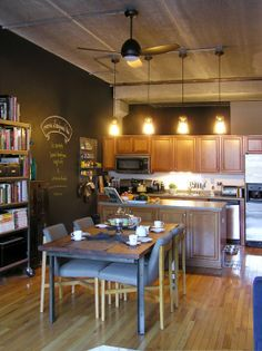 Sabreen & Terrence's Industrial Modern Loft House Tour   Apartment Therapy