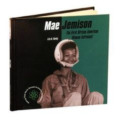 Cover image for Mae Jemison : the first African American woman astronaut