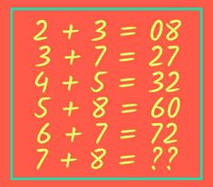 Solve the tricky maths puzzles