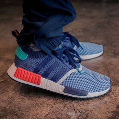 211918f259653 The Packer Shoes x adidas Consortium NMD R1 Primeknit releases on November  12th. For full