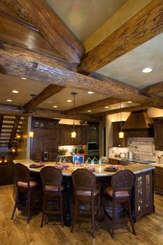 Edgewood Custom Log Homes