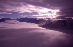 Antarktis - Mt. Barnes