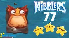 Nibblers - 3 Stars Walkthrough Level 77
