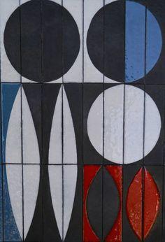 Ceramic Panel by Roger Capron, circa 1960 image 4