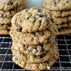 These Oatmeal Raisin Cookies are the best version of the classic. Soft, chewy, easy, and incredibly delicious!