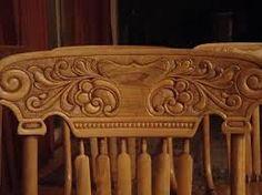 oak kitchen chairs - Google Search