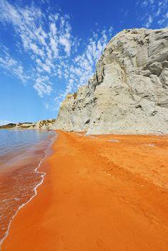 xi beach kefalonia-greece
