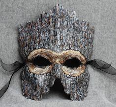Tree People Mask