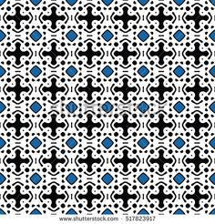 Vector Pattern 37000+ Abstract geometric pattern. Textile printing, web design, Identity, wallpaper.