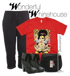Super Whinehouse by styledbydoseofvitaminf on Polyvore featuring polyvore, fashion, style, Clu and Chloé