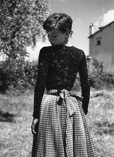 .:  Audrey.  :.