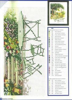 Todo punto de cruz (pág. 19) | Aprender manualidades es facilisimo.com