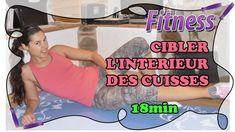 Fitness routine à la maison : 18min pour tonifier l'intérieur des cuisses