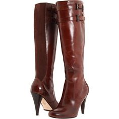 I bought these Cole Hann boots last fall and I don't know if I could ever wear another brand. They are beautiful and have a Nike Air sole. They are like tennis shoes for real. What could be better.