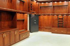 Custom Gun Room Gallery