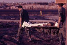 A wounded soldier at the 12th Evac Hospital, Cu Chi, Vietnam 1967   Flickr - Photo Sharing!