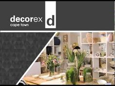 The TV commercial we did to promote Decorex Cape Town 2014 Tv Commercials, Cape Town, Outdoor Decor, Tv Adverts